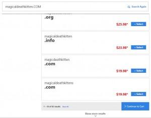 how to get a domain name screenshot2